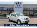 Nissan Frontier SV Crew Cab Brilliant Silver Metallic photo #1