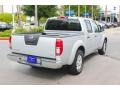 Nissan Frontier SV Crew Cab Brilliant Silver Metallic photo #7