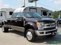 Ford F450 Super Duty King Ranch Crew Cab 4x4 Magma Red Metallic photo #7