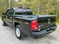 Dodge Dakota SLT Crew Cab 4x4 Brilliant Black photo #3