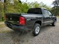 Dodge Dakota SLT Crew Cab 4x4 Brilliant Black photo #5