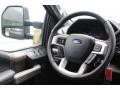 Ford F350 Super Duty Lariat Crew Cab 4x4 Agate Black photo #25
