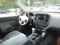 Chevrolet Colorado WT Extended Cab 4x4 Black photo #11