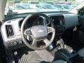Chevrolet Colorado WT Extended Cab 4x4 Black photo #16