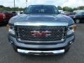 GMC Canyon Denali Crew Cab 4WD Satin Steel Metallic photo #2