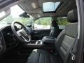GMC Sierra 2500HD Denali Crew Cab 4WD Onyx Black photo #10