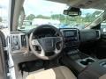 GMC Sierra 2500HD Denali Crew Cab 4WD White Frost Tricoat photo #12