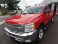 Chevrolet Silverado 1500 LT Extended Cab 4x4 Victory Red photo #3