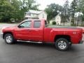 Chevrolet Silverado 1500 LT Extended Cab 4x4 Victory Red photo #5