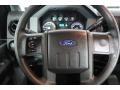 Ford F250 Super Duty XL Crew Cab 4x4 Blue Jeans Metallic photo #14