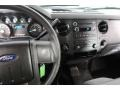 Ford F250 Super Duty XL Crew Cab 4x4 Blue Jeans Metallic photo #17