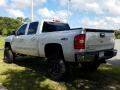 Chevrolet Silverado 1500 LT Crew Cab 4x4 Silver Ice Metallic photo #3