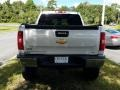 Chevrolet Silverado 1500 LT Crew Cab 4x4 Silver Ice Metallic photo #4