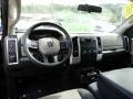 Dodge Ram 1500 SLT Quad Cab 4x4 Black photo #13