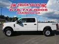 Ford F250 Super Duty XLT Crew Cab 4x4 Oxford White photo #3