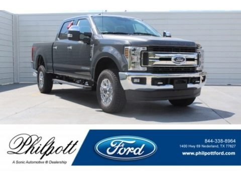 Magnetic 2019 Ford F250 Super Duty XLT Crew Cab 4x4