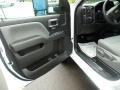 Chevrolet Silverado 2500HD Work Truck Crew Cab 4WD Summit White photo #11