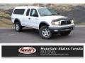 Toyota Tacoma V6 Xtracab 4x4 Super White photo #1
