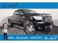 Toyota Tundra Limited Double Cab 4x4 Black photo #1
