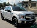 Ford F150 XLT SuperCrew Ingot Silver photo #7