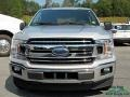 Ford F150 XLT SuperCrew Ingot Silver photo #8