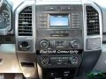 Ford F150 XLT SuperCrew Ingot Silver photo #17