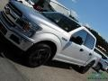 Ford F150 XLT SuperCrew Ingot Silver photo #31