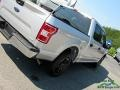 Ford F150 XLT SuperCrew Ingot Silver photo #33
