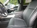 Ford F250 Super Duty Lariat Crew Cab 4x4 Ingot Silver photo #11