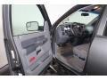 Dodge Ram 2500 Big Horn Quad Cab 4x4 Mineral Gray Metallic photo #32