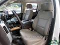 Chevrolet Silverado 1500 LTZ Crew Cab 4x4 White Diamond Tricoat photo #10