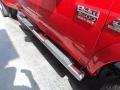 Dodge Ram 3500 HD Laramie Crew Cab 4x4 Dually Flame Red photo #38