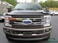 Ford F250 Super Duty King Ranch Crew Cab 4x4 Agate Black photo #8