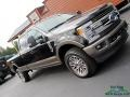 Ford F250 Super Duty King Ranch Crew Cab 4x4 Agate Black photo #34