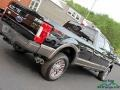 Ford F250 Super Duty King Ranch Crew Cab 4x4 Agate Black photo #35