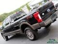 Ford F250 Super Duty King Ranch Crew Cab 4x4 Agate Black photo #36