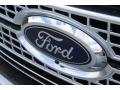 Ford F250 Super Duty Platinum Crew Cab 4x4 Ingot Silver photo #4