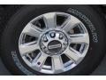 Ford F250 Super Duty Platinum Crew Cab 4x4 Ingot Silver photo #10