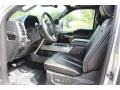Ford F250 Super Duty Platinum Crew Cab 4x4 Ingot Silver photo #14