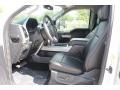 Ford F250 Super Duty Lariat Crew Cab 4x4 Oxford White photo #14