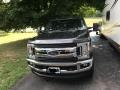 Ford F250 Super Duty XLT Crew Cab 4x4 Magnetic photo #8