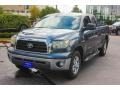 Toyota Tundra SR5 Double Cab Slate Gray Metallic photo #3