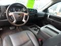 Chevrolet Silverado 1500 LT Extended Cab 4x4 Black photo #22