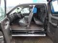 Chevrolet Silverado 1500 LT Extended Cab 4x4 Black photo #23