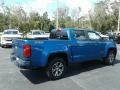Chevrolet Colorado Z71 Crew Cab 4x4 Kinetic Blue Metallic photo #5