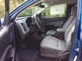 Chevrolet Colorado WT Extended Cab Pacific Blue Metallic photo #9