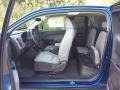 Chevrolet Colorado WT Extended Cab Pacific Blue Metallic photo #20