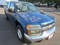 Chevrolet Colorado LT Crew Cab Superior Blue Metallic photo #7