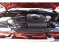 Toyota Tacoma TRD Off-Road Double Cab 4x4 Barcelona Red Metallic photo #31