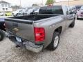 Chevrolet Silverado 1500 LT Extended Cab 4x4 Graystone Metallic photo #12